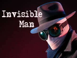 What if i was invisible essay