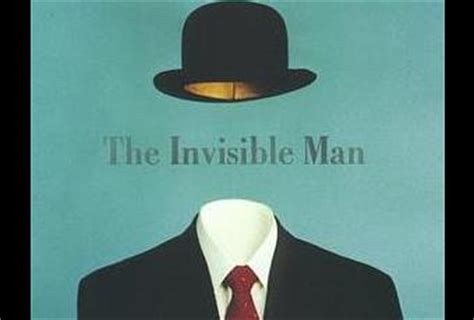 What would you do if you were Invisible?